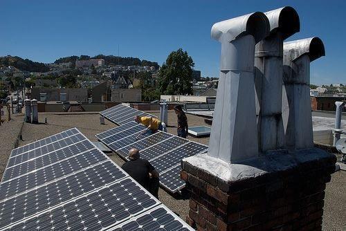 legalizar una instalación fotovoltaica