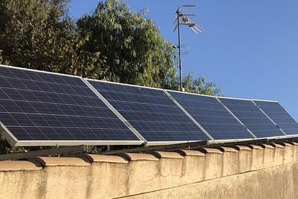 paneles solares para casa