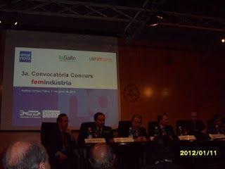 concurso fem industria
