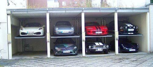 coches a vapor